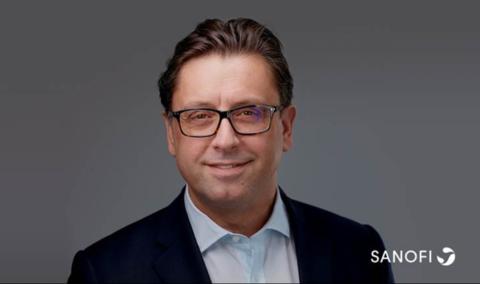 Sanofi CEO Paul Hudson