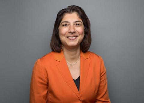 Reshma Kewalramani, chief medical officer at Vertex