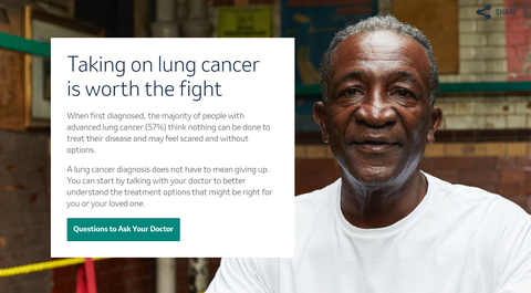 Merck Taking on Lung Cancer
