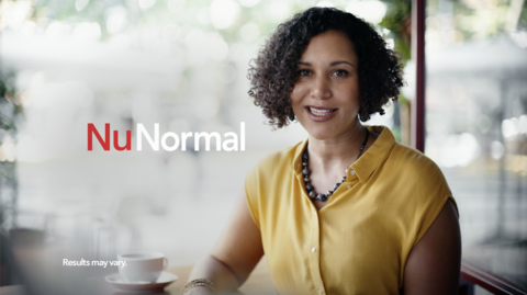 GSK NuNormal campaign still image from TV ad for Nucala