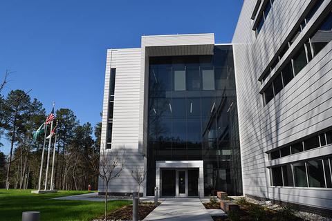 Fujifilm plant in North Carolina