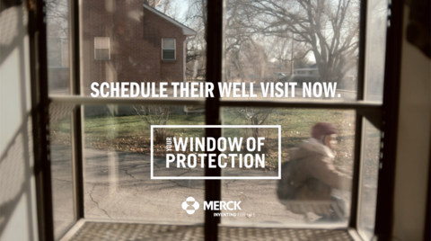 Merck & Co. campaign for adolescent vaccines