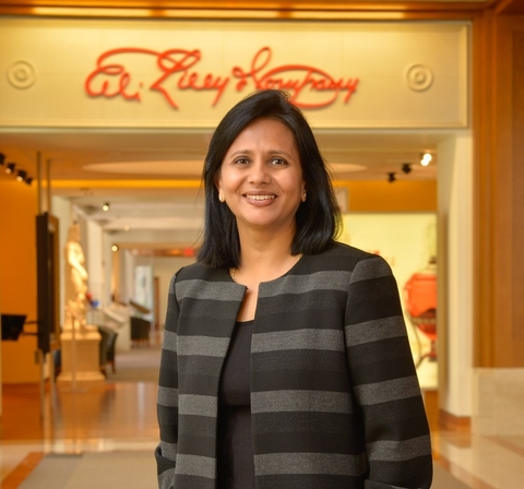 Eli Lilly's Aarti Shah