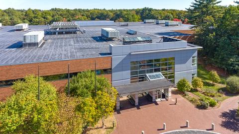 Vibalogics plant Boston