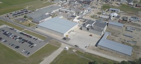Cambrex site Iowa