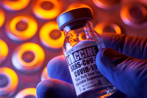 COVID-19 Vaccine/Getty Images
