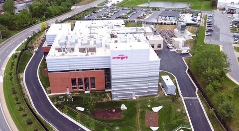 Emergent BioSolutions Bayview plant
