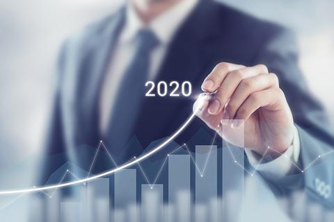 up arrow, sales growth, chart