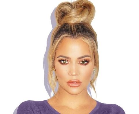 Biohaven Nurtec ODT spokesperson Khloe Kardashian