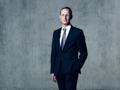 Franz-Werner Haas, interim CEO of CureVac