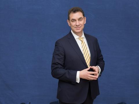 Albert Bourla incoming Pfizer CEO