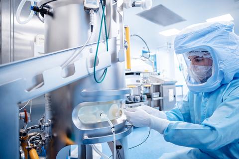 BioNTech production