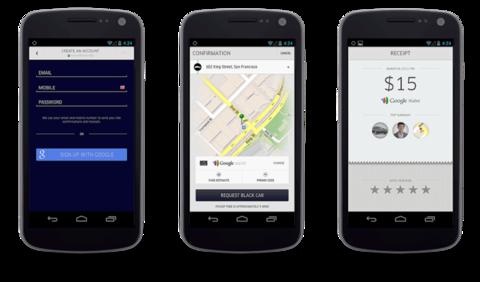 Uber, ride-hailing