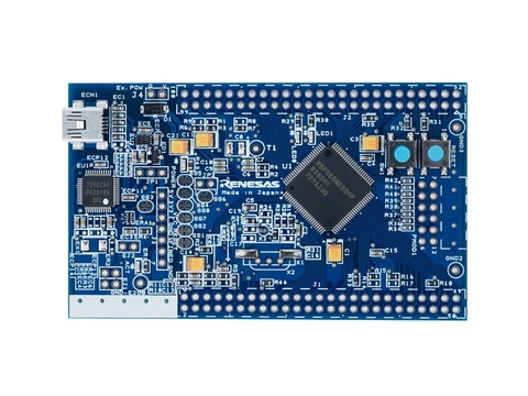 Renesas Electronics introduces Target Boards for its popular RX65N, RX130 and RX231 microcontroller (MCU) groups