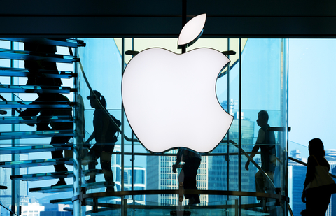 Apple sold 52.2m smartphones in the March quarter (Image Nikada / iStockPhoto)