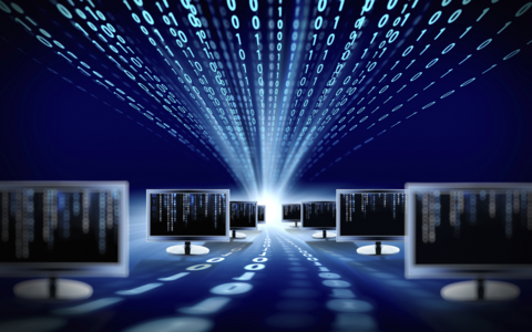 Digital Binary Monitors (Image: iStockPhoto)
