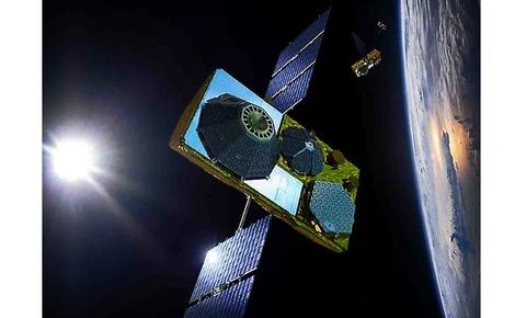 Globalstar satellite (Globalstar)