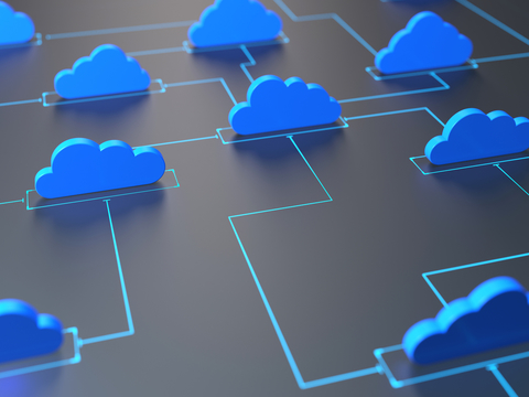 Juniper Networks is releasing a new software package for managing multi-cloud workloads (Image D3Damon / iStockPhoto)