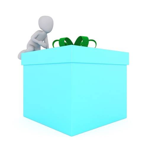 white box present (3dman_eu / Pixabay)