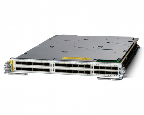 Cisco updates its ASR 9000 edge routing platform with new silicon
