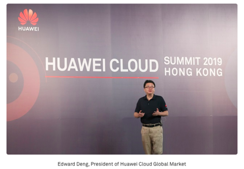 Huawei Cloud supports Hong Kong with AI and blockchain