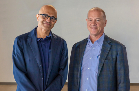 Microsoft wins huge AT&T Azure cloud contract