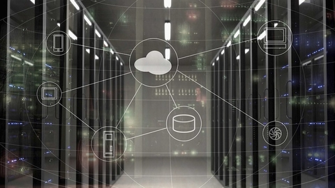 cloud data center