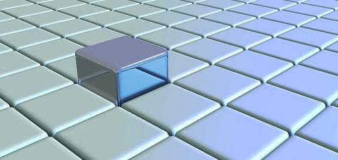 block grid pieces (Pixabay / TheDigitalArtist )