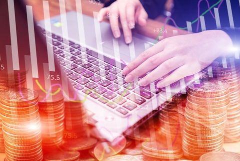 tech jobs illo hands on keyboard