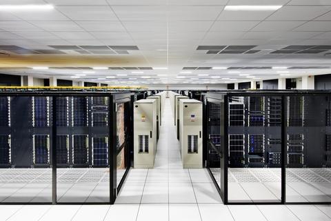 IBM cloud data center