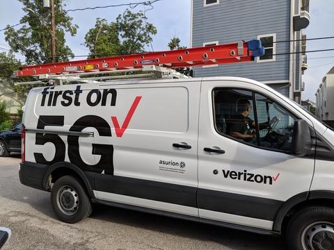Verizon 5G Home FWA