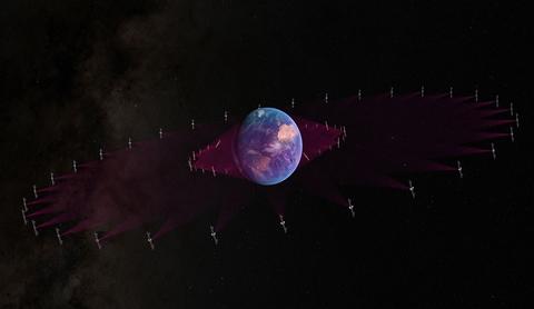 SES Networks satellites