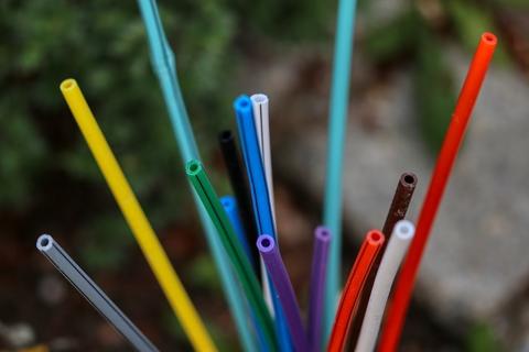 fiber optic strands