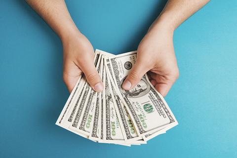 cash / money