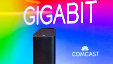 Comcast xfinity gigabit broadband
