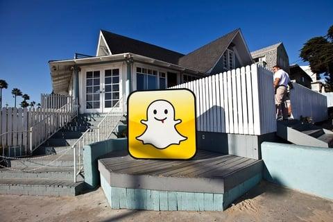 Snapchat headquarters in Venice, CA.