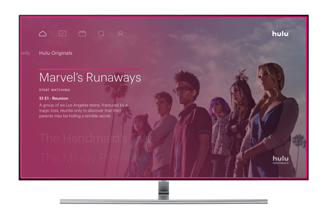 Hulu is continuing the slow and steady pace for updates to the device compatibility list for its new UI and live TV service, this time adding 2017 Samsung smart TVs to the list.