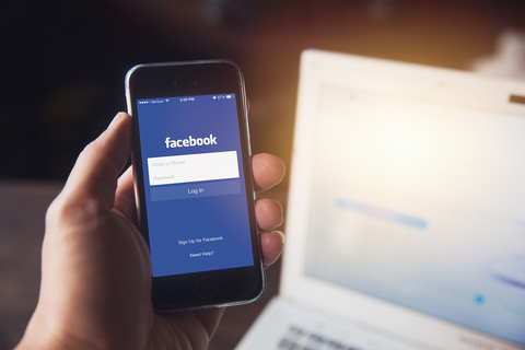 Facebook's CEO has reportedly ordered its executives to use Android after a public spat with Apple's Tim Cook (Image coffeekai / iStockPhoto)