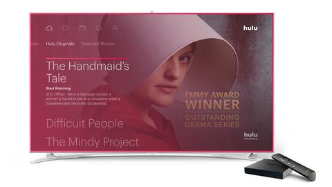 Hulu Amazon Fire TV