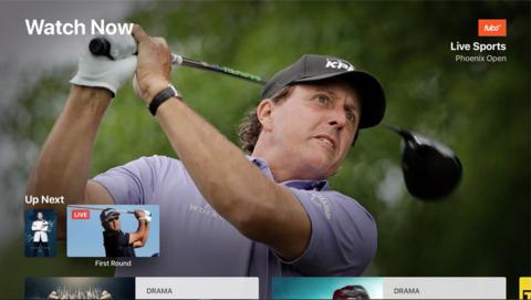 Streaming TV service fuboTV integrating with Apple's TV app