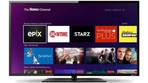 Roku premium subscriptions