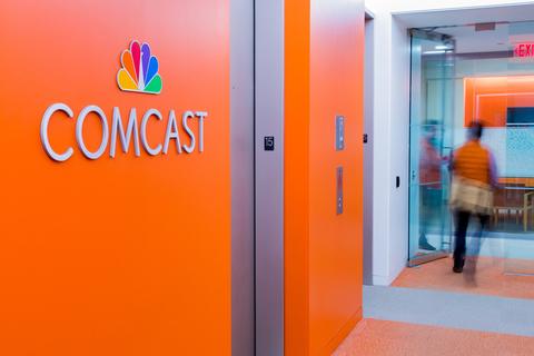Comcast orange