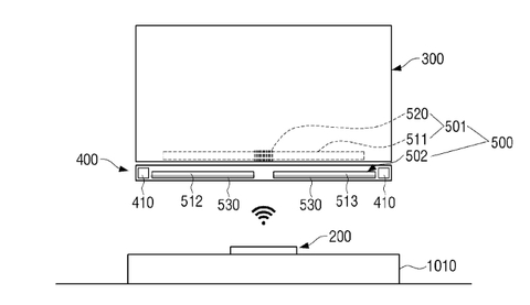 samsung patents wireless tv with no power cord fiercevideo Extension Cord Wiring Diagram samsung patents wireless tv with no power cord