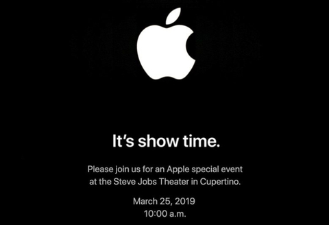 Apple's TV service expected at March 25 'show time' event | FierceVideo