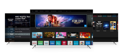 Vizio adds Hulu Live TV, more free channels to SmartCast 3 0 smart