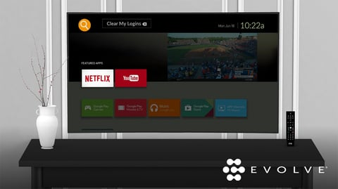 Dish builds Netflix, livestreaming TV into its Evolve TV service for