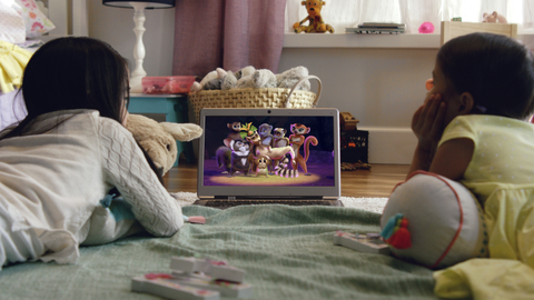 Netflix kids viewing