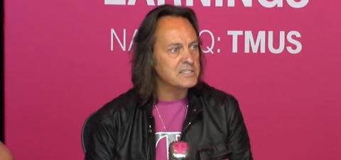 John Legere T-Mobile (Mike Dano / FierceWireless)