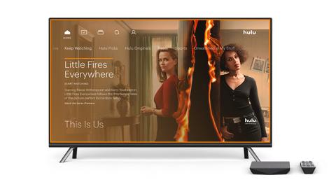 Hulu Comcast