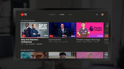 Amazon YouTube TV